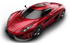 Koenigsegg Regera: Không hộp số, tăng tốc 0-400 km/h trong 20 giây