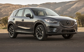 Mazda CX-5 2016 bị dừng bán vì nguy cơ cháy khi tai nạn