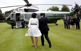 """""""Mổ xẻ"""" trực thăng sẽ hộ tống Tổng thống Obama trong chuyến thăm Việt Nam"""