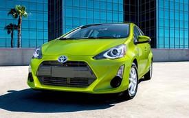 Top 10 chiếc xe hybrid rẻ nhất thế giới