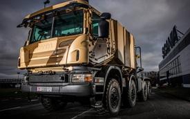 """""""Ngựa thồ"""" Scania - Giải pháp vận chuyển nhiên liệu ưu việt"""