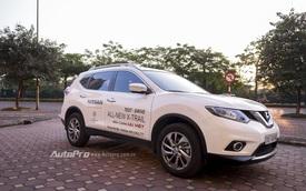 Khám phá Nissan X-Trail 2.5 SV 4WD thế hệ mới