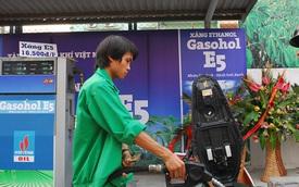 Từ 1/6/2016, 100% người dân Hà Nội, TPHCM phải dùng xăng E5?