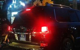 Phó chủ tịch tỉnh được đi xe công giá bao nhiêu?