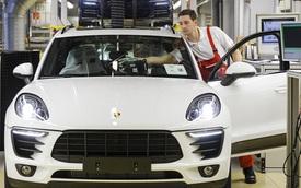Đột nhập nhà máy lắp ráp Porsche