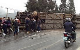 Gần 40 người Trung Quốc bị thương trong vụ tai nạn ở Sa Pa