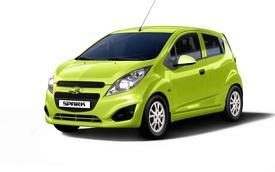 Chevrolet Spark Van mới chốt giá 279 triệu Đồng tại Việt Nam