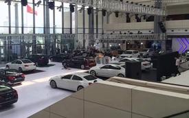 Toàn cảnh triển lãm BMW World Vietnam 2016