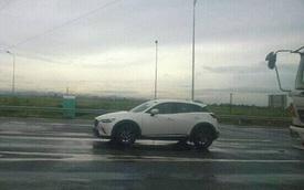 """Crossover khiến nhiều người """"phát thèm"""" Mazda CX-3 xuất hiện tại Việt Nam"""