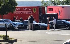 """Nhóm triệu phú đưa dàn siêu xe cực """"khủng"""" lên đường đua Nurburgring"""