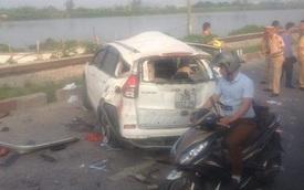 Vụ tàu hỏa đâm Honda CR-V: Xác định danh tính 5 người tử vong, có 2 chị em ruột