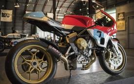 """Những chiếc xế nổ """"điên rồ"""" nhất trong triển lãm mô tô chế tạo thủ công"""