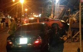Bị tông mạnh từ phía sau, cô gái chết thảm dưới gầm ô tô
