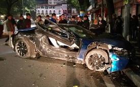 Người điều khiển siêu xe BMW i8 gây tai nạn ở bờ Hồ sẽ bị xử lý thế nào?
