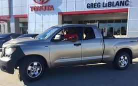 Xe bán tải Toyota Tundra chạy hơn 1,6 triệu km mà vẫn còn tốt