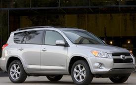 Hơn 1 triệu xe Toyota RAV4 bị thu hồi do lỗi dây an toàn