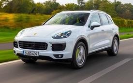 Hơn 400.000 chiếc SUV ăn khách Porsche Cayenne bị triệu hồi