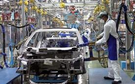 Linh kiện, phụ tùng ô tô Nga vào Việt Nam với thuế 0% từ tháng 10