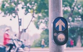 Chẳng ai biết đến sự tồn tại của những chiếc nút bấm này trên đường phố Hà Nội!