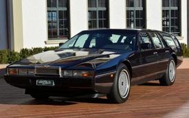 Chiếc Aston Martin Lagonda Shooting Brake độc nhất thế giới được rao bán với giá gần 9,5 tỉ Đồng