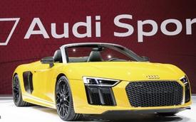Audi R8 Spyder V10 thế hệ mới chính thức trình làng