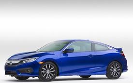 Honda Civic 2017 có tận 3 loại động cơ mới
