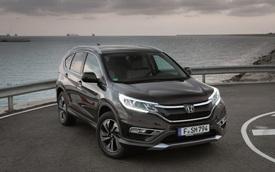 """Xe Honda """"nồi đồng, cối đá"""" nhất tại châu Âu"""