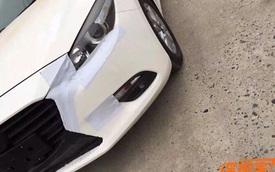"""""""Tóm gọn"""" Mazda3 nâng cấp trên đường thử"""