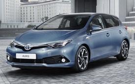 Toyota Corolla phiên bản tiết kiệm xăng ra mắt tại Úc