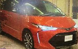 """Toyota Previa 2016 lộ """"ảnh nóng"""", hầm hố và thể thao hơn"""
