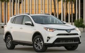 Toyota tăng giá hàng loạt xe phiên bản 2017