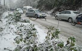 Kinh nghiệm lái xe ô tô an toàn trên đường băng tuyết