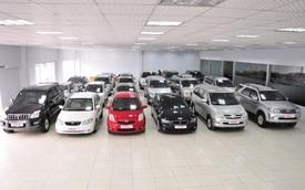 Ôtô cũ đại hạ giá: Chịu lỗ cả trăm triệu vẫn khó bán