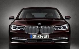BMW M760i xDrive V12 Excellence: Một chiếc siêu sedan!