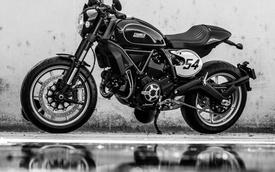 Sau tất cả, Ducati Scrambler đã có phiên bản Cafe Racer