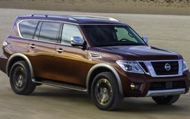 Nissan Armada 2017 - chiếc Infiniti QX80 bình dân