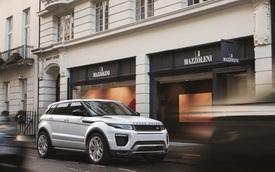 Land Rover phát triển Range Rover Sport Coupe, cạnh tranh BMW X6