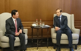 Nga liên doanh sản xuất lắp ráp ô tô tại Việt Nam