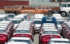 Ô tô nguyên chiếc nhập khẩu từ Ấn Độ tăng mạnh
