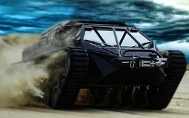 """Gặp gỡ xe tăng """"hạng sang"""" Ripsaw EV2"""