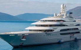 """Điểm danh 6 du thuyền """"hàng khủng"""" của các tỷ phú Nga"""
