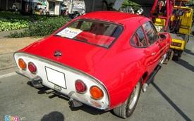 Xe cổ Opel GT hàng hiếm xuất hiện ở Sài Gòn
