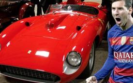 Rộ tin đồn Lionel Messi mua chiếc Ferrari đắt nhất từ trước đến nay