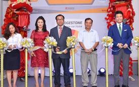 Bridgestone lăn bánh an toàn tại Tây Ninh