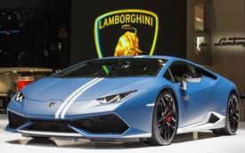 Lamborghini Huracan LP610-4 Avio chốt giá gần 15 tỷ Đồng tại Việt Nam