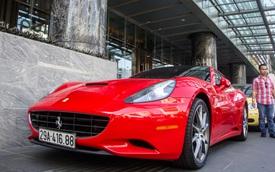 Điểm lại dàn siêu xe Ferrari của các đại gia Việt