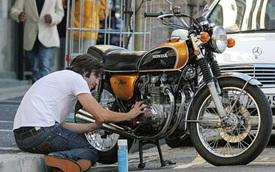 Những lưu ý khi tự rửa xe mô tô (P2)