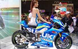 Bộ tứ siêu phẩm MotoGP ấn tượng tại triển lãm xe máy Việt Nam 2016