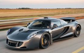 Những mẫu xe nhanh nhất của từng thập kỷ, từ thủa sơ khai