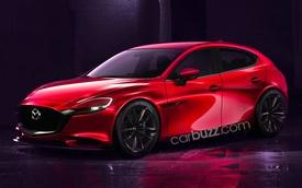 Mazda3 thế hệ mới sẽ chịu ảnh hưởng lớn từ mẫu xe tuyệt đẹp này